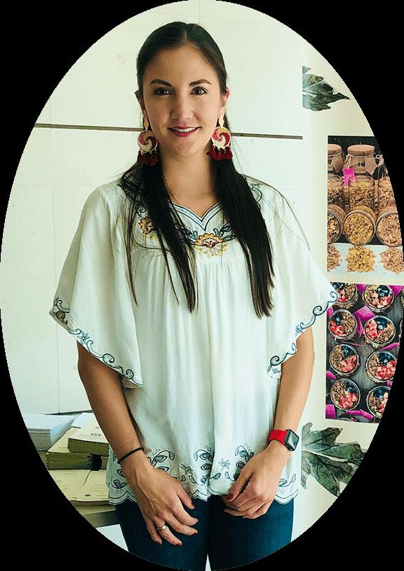 Luisa Agudelo Historia